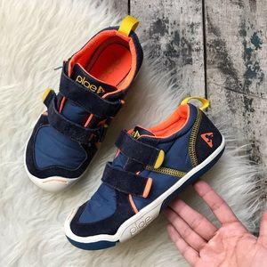 Plae Blue Shoes Sz 13 Boys